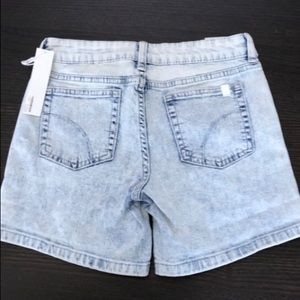 NWT!💙👖SO CUTE! Joe's Jeans Shorts👖💙GIRLS 12 5""